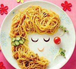 ماکارونی اسپاگتی در بازار