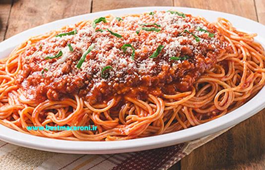 قیمت روز اسپاگتی صادراتی