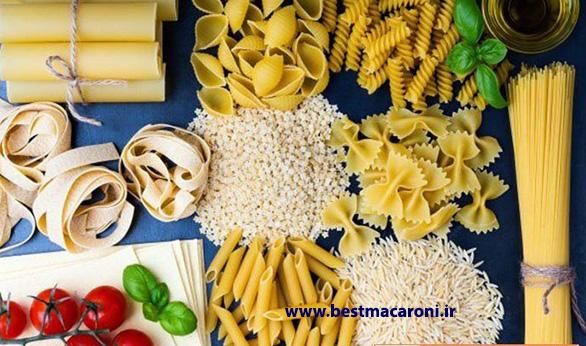 خرید مستقیم ماکارونی در بازار داخلی