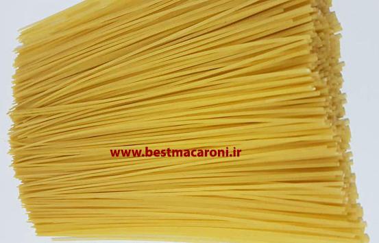 تولید کننده ماکارونی مرغوب با قیمت فوق العاده مناسب