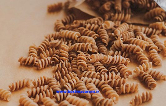 صادرات ماکارونی ارگانیک به کشور های همسایه